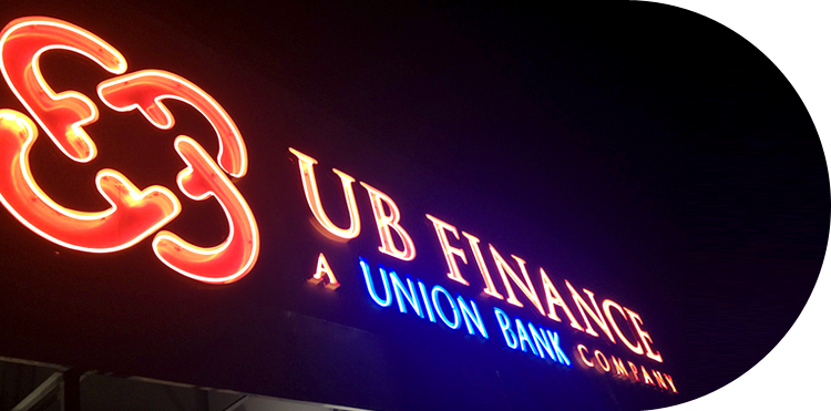 UB FINANCE CO. LTD